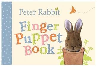 Original Penguin Peter Rabbit Finger Puppet Book