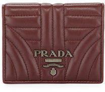 Prada Diagramme French Wallet