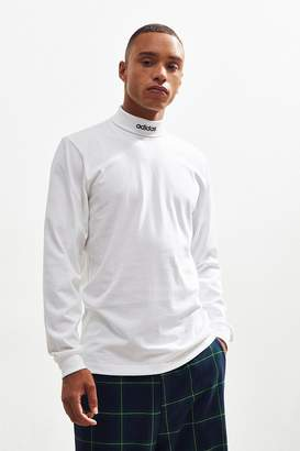 adidas High Collar Long Sleeve Tee