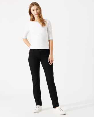Jigsaw Bi-Stretch 32 Inch Straight Leg Jeans