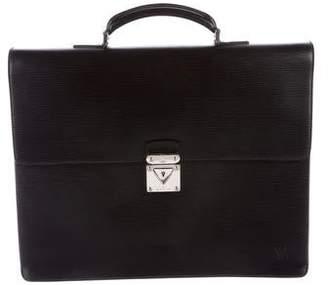 Louis Vuitton Epi Robusto 2 Compartments