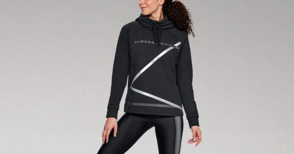 Under Armour Women's UA Microthread Fleece Hoodie