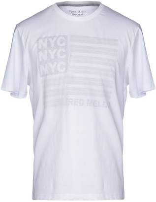 Fred Mello T-shirts - Item 12243171WM