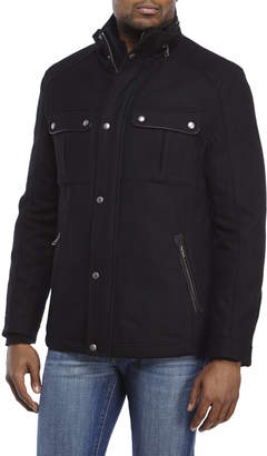 Cole Haan Wool-Blend Jacket