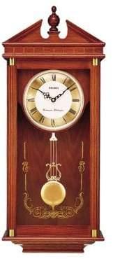 Seiko Volume Control Wooden Chime Clock