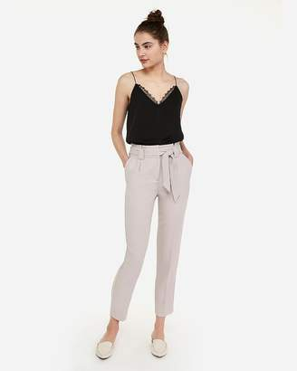 Express Lace Neck Downtown Cami