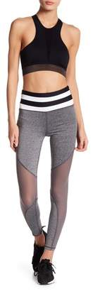 C&C California Colorblock Mesh Contrast Leggings