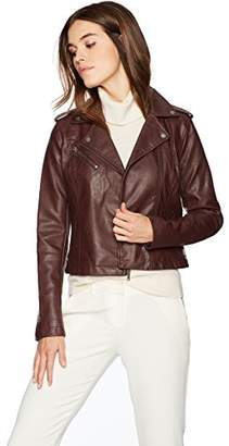 Levi's Women's Classic Asymmetrical Motorcycle Jacket