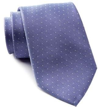 Calvin Klein Silk Pebble Pindot Tie