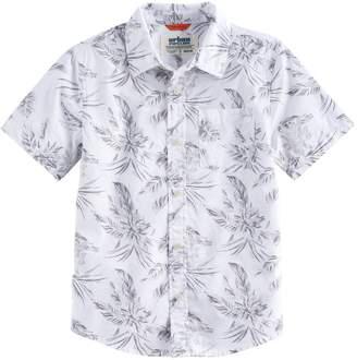 Boys 8-20 Urban Pipeline Printed MaxWear Button-Down Shirt