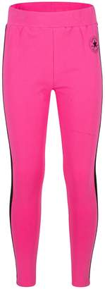 Converse Girl's Side Stripe Leggings