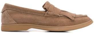 Brunello Cucinelli classic fringe loafers