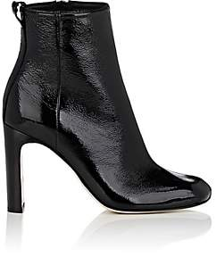 Rag & Bone Women's Ellis Patent Leather Ankle Boots - Black