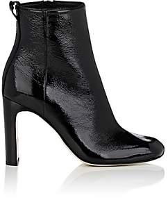 Rag & Bone Women's Ellis Patent Leather Ankle Boots-Black