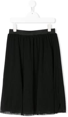 Andorine TEEN tulle midi skirt