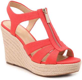 MICHAEL Michael Kors Berkley Espadrille Wedge Sandal - Women's