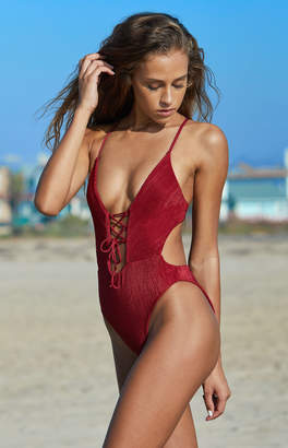 Blue Life Enchanted One Piece Swimsuit