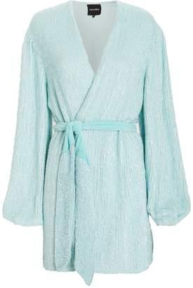 retrofete Gabrielle Sequin Mini Dress