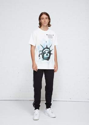 Off-White Liberty Slim Tee