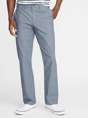 Old Navy Straight Built-In Flex Ultimate Pants for Men
