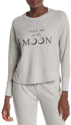 Danskin To the Moon Brushed Knit Sweater