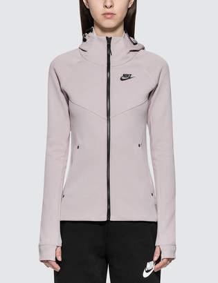 Nike As W Nsw Tch Flc Hoodie Fz