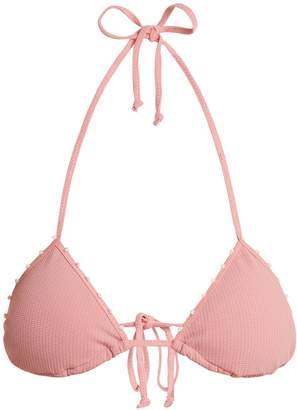 Marysia Swim St Tropez triangle bikini top
