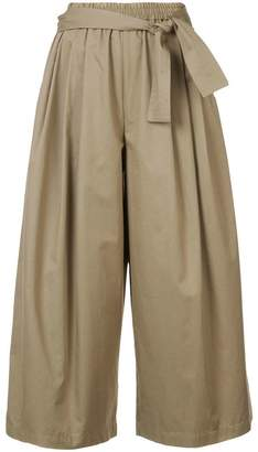 Tome cropped palazzo pants