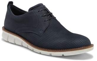 Ecco Jeremy Bukhara Perforated Derby