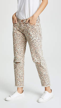 One Teaspoon Awesome Baggies Straight Leg Jeans