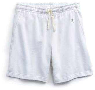 Todd Snyder + Champion The Warm Up Short In White