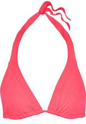 Solid & Striped The Erin Neon Triangle Bikini Top