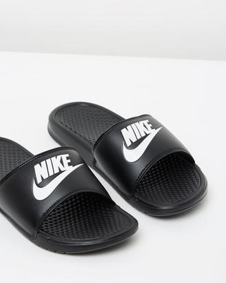 Nike Benassi JDI Slides - Men's