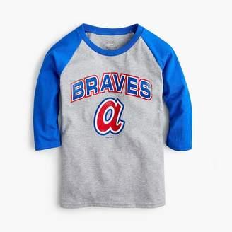 J.Crew Kids' Atlanta Braves baseball T-shirt