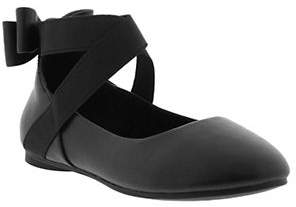 Kenneth Cole Little Girl's Fall 18 Strappy Flat Shoes