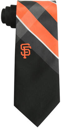 Eagles Wings San Francisco Giants Woven Grid Tie