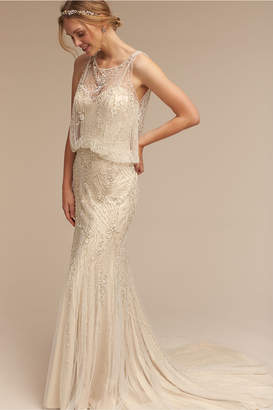 4d4ac7fe6edb Champagne Evening Gowns - ShopStyle
