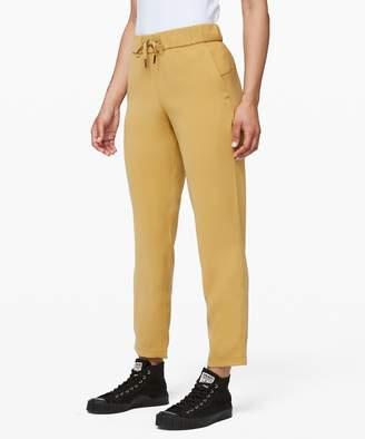 Lululemon On the Fly 7/8 Pant *Woven