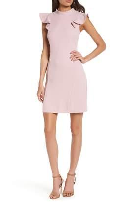 Adelyn Rae Ina Ruffle Dress