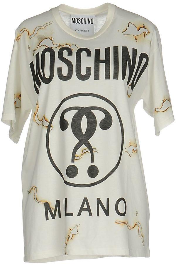 MoschinoMOSCHINO COUTURE T-shirts