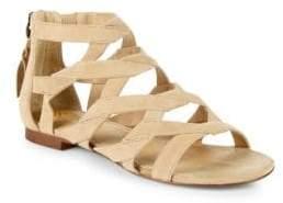 Splendid Barrett Suede Sandals