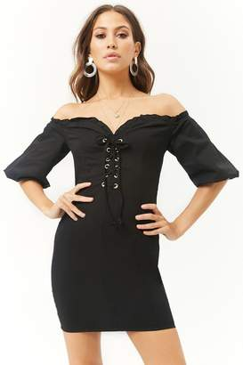 0beb04007f Forever 21 Lace Mini Dresses - ShopStyle Canada