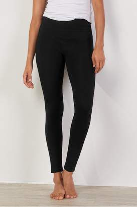 Soft Surroundings Yummie Cotton Slimming Legging