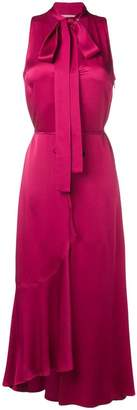 Twin-Set long drape dress