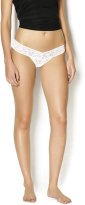 Hanky Panky Bride Low-Rise Thong