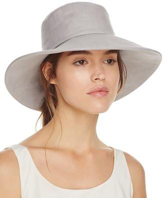 Helen Kaminski Pina Linen Hat $160 thestylecure.com