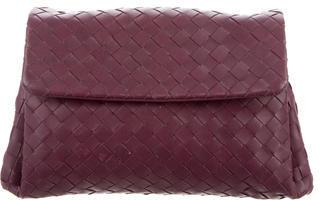Bottega VenetaBottega Veneta Intrecciato Nappa Cosmetic Bag