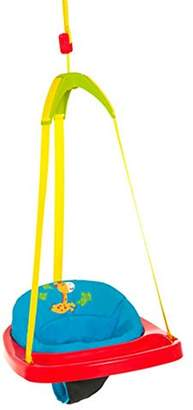 Hauck Jump Baby Jumper Door Bouncer from 6 Months to 12 kg, Height - Adjustable, Pressure Fit, No Drilling, Jungle Fun
