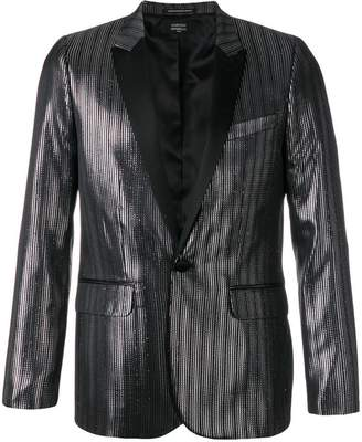 Garcons Infideles metallic blazer