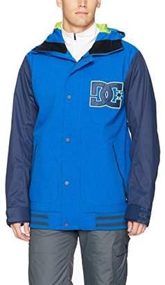 DC Dcsaa Men's DCLA 10k Water Proof Insulated Snowboard Jacket